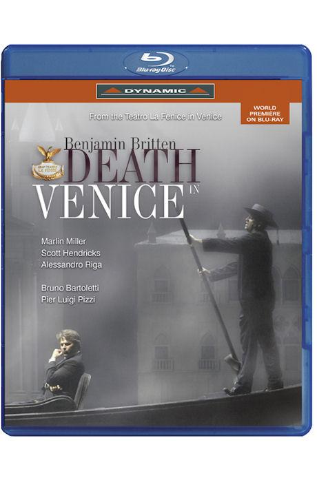 DEATH IN VENICE/ BRUNO BARTOLETTI [브리튼: 베니스에서의 죽음]