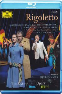 RIGOLETTO/ <!HS>PIOTR<!HE> BECZALA, MICHELE MARIOTTI [베르디 리골레토: 메트로폴리탄 오페라 & 표트르 베찰라]