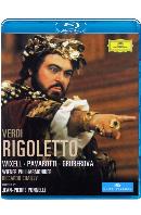 RIGOLETTO/ LUCIANO PAVAROTTI, RICCARDO CHAILLY [베르디: 리골레토 - 루치아노 파바로티, 리카르도 샤이]