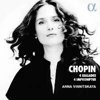 4 BALLADES, 4 IMPROMPTUS/ ANNA VINNITSKAYA [쇼팽: 4개의 발라드와 즉흥곡 - 안나 비니츠카야]