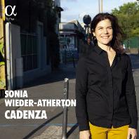 CADENZA/ SONIA WIEDER-ATHERTON [카덴차: 보케리니 첼로 협주곡 편곡집 - 소니아 위더 아서튼]