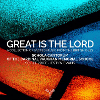 GREAT IS THE LORD/ SCHOLA CANTORUM OF THE CARDINAL VAU [전례 합창 음악 - 본 추기경 기념학교 스콜라 칸토룸]