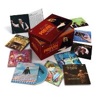 THE WARNER EDITION: COMPLETE HMV & TELDEC RECORDINGS [앙드레 프레빈:  HMV, 텔덱 레코딩 전집]