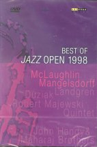 Best Of Jazz Open 98/ Mclaughlin Landgren Mangelsdorff