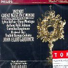 GREAT MASS IN C MINOR/ JOHN ELIOT GARDINER