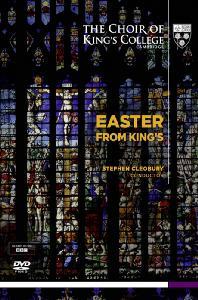 EASTER FROM KING'S/ STEPHEN CLEOBURY [킹스 칼리지 캠브리지 합창단: 부활절 콘서트]