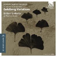 GOLDBERG VARIATIONS/ THOMAS GOULD [SACD HYBRID] [바흐: 골드베르크 변주곡 현악 오케스트라 편곡버전]
