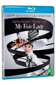 마이 페어 레이디: 50주년 기념판 [MY FAIR LADY] [17년 7월 워너/유니/파라마운트 가격인하 프로모션]