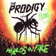 LIVE WORLDS ON FIRE [CD+DVD] [DELUXE EDITION] [디지팩]