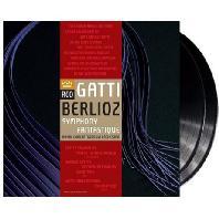 SYMPHONIE FANTASTIQUE/ DANIELE GATTI [180G LP] [베를리오즈: 환상교향곡 - 다니엘레 가티] [한정반]