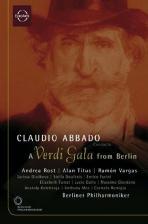 A VERDI GALA FROM BERLIN/ CLAUDIO ABBADO [베를린의 베르디 갈라]
