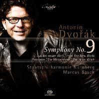 SYMPHONY 9: FROM THE NEW WORLD/ MARCUS BOSCH [SACD HYBRID] [교향곡 9번: 신세계 & 교향시: 정오의 마녀 - 마르쿠스 보슈]