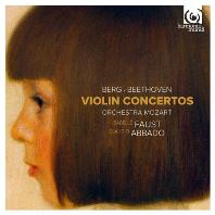 Violin Concertos/ Isabelle Faust, Claudio Abbado [베토벤 & 베르크 바이올린 협주곡: 한 천사를 기억하