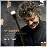 Piano Sonatas/ Paul Lewis [슈베르트 피아노 소나타: 폴 루이스] [예약상품]
