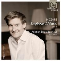 Keyboard Music Vol.3/ Kristian Bezuidenhout [모차르트: 키보드 작품 3집] [예약상품]