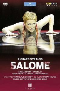 SALOME/ STEFAN SOLTESZ [슈트라우스: 살로메]