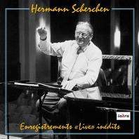 ENREGISTREMENTS LIVE INEDITS/ HERMANN SCHERCHEN