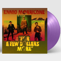 FOR A FEW DOLLARS MORE [속 황야의 무법자] [LIMITED] [PURPLE LP]