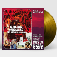 PER UN PUGNO DI DOLLARI - A FISTFUL OF DOLLARS [황야의 무법자] [GOLD BARE LP]