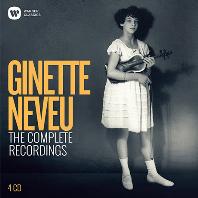 THE COMPLETE RECORDINGS [지네트 느뵈: EMI 녹음 전집 - 탄생 100주년 기념발매]