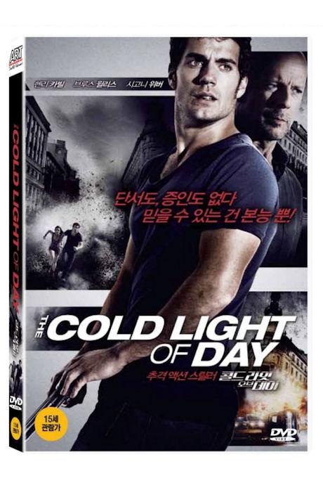 콜드 라잇 오브 데이 [THE COLD LIGHT OF DAY] [14년 5월 아트서비스 프로모션] [1disc]