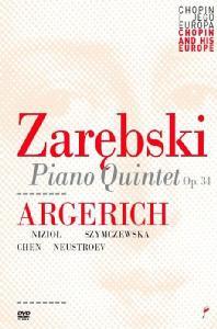 PIANO QUINTET OP.34/ <!HS>MARTHA<!HE> ARGERICH, ALEXANDER NEUATROEV