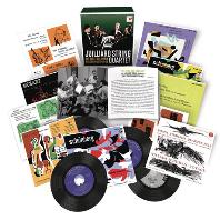 THE EARLY COLUMBIA RECORDINGS 1949-56 [줄리어드 현악 사중주단: 초기 컬럼비아 레코딩] [한정반]
