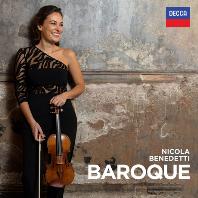BAROQUE/ NICOLA BENEDETTI [바로크: 비발디 바이올린 협주곡 - 니콜라 베네데티]