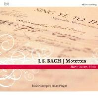 MOTETTEN/ TRINITY BAROQUE/ JULIAN PODGER [바흐: 모테트전곡]
