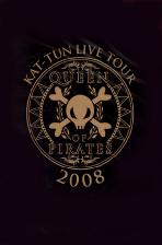 캇툰 2008 라이브 투어 한정반 [Kat-Tun Live Tour 2008 Queen Of Pirates: Collective Cards 포함]