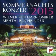 SUMMER NIGHT CONCERT 2015/ ZUBIN MEHTA, RUDOLF BUCHBINDER [2015 빈 필하모닉 여름밤 콘서트]