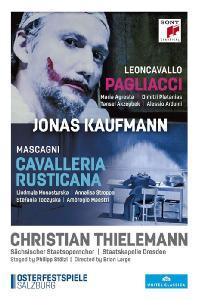 CAVALLERIA RUSTICANA & PAGLIACCI/ JONAS KAUFMANN, CHRISTIAN THIELEMANN [마스카니: 카발레리아 루스티카나 & 레온카발로: 팔리아치 - 요나스 카우프만]