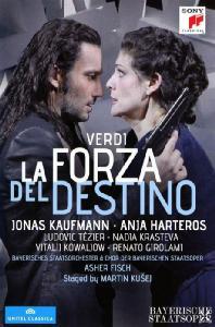 LA FORZA DEL DESTINO/ JONAS KAUFMANN, ASHER FISCH [베르디: 운명의 힘 - 요나스 카우프만]