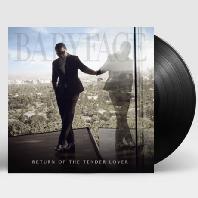 RETURN OF THE TENDER LOVER [LP]