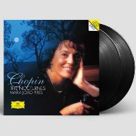 THE NOCTURNES/ MARIA JOAO PIRES [쇼팽: 녹턴 - 마리아 조앙 피레스] [ANALOGPHONIC 180G LP]
