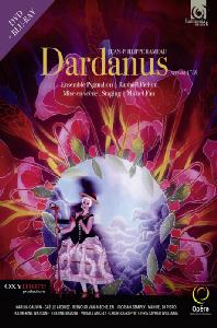 DARDANUS VERSION 1739/ ENSEMBLE PYGMALION [DVD+BD] [라모: 다르다누스 (1739년 초연 버전)]