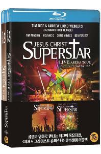 지저스 크라이스트 슈퍼스타(1973)+지저스 크라이스트 슈퍼스타: 라이브 [JESUS CHRIST SUPERSTAR]