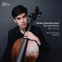 SIX CELLO SUITES BWV 1007-1012/ RICHARD NARROWAY [바흐: 무반주 첼로 모음곡 1-6번 - 리차드 내러웨이]