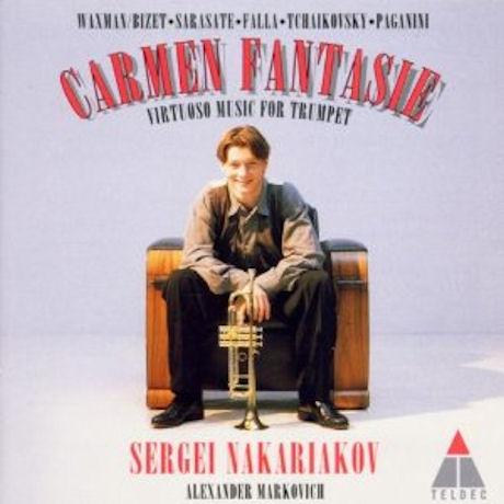 SERGEI NAKARIAKOV - CARMEN FANTASIE/ ALEXANDER MARKOVICH