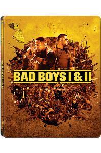 나쁜 녀석들 1 & 2 [4K UHD] [스틸북 한정판] [BAD BOYS]