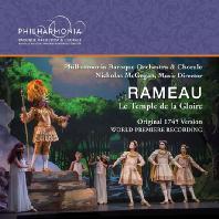 LE TEMPLE DE LA GLOIRE/ NICHOLAS MCGEGAN [라모: 오페라 <영광의 사원>]