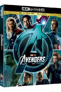 어벤져스 4K UHD+BD [THE AVENGERS]