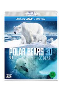 흰곰 3D: 초회한정 투명케이스 [POLAR BEARS 3D: ICE BEAR] [14년 4월 3D 블루레이 페스티벌 프로모션]