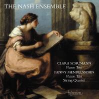 PIANO TRIOS/ NASH ENSEMBLE [클라라 슈만 & 파니 멘델스존: 피아노 트리오 - 내쉬 앙상블]