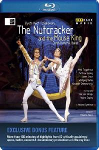 THE NUTCRACKER AND THE MOUSE KING/ <!HS>ERMANNO<!HE> FLORIO [차이코프스키: 발레 호두까기 인형 - 네덜란드 버전]