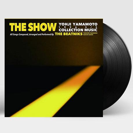 THE SHOW YOHJI YAMAMOTO COLLECTION 1996 S/S [LP]