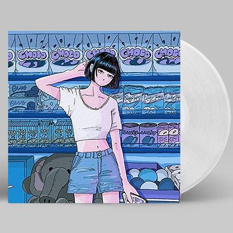 "BLUE FEAT. KOJIKOJI/ TROUBLE [RSD 2021 한정반] [7"" SINGLE CLEAR LP]"