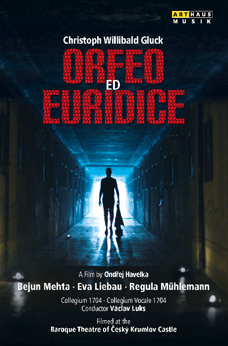 ORFEO ED EURIDICE/ VADAV LUKS [글룩: 오르페오와 에우리디체]