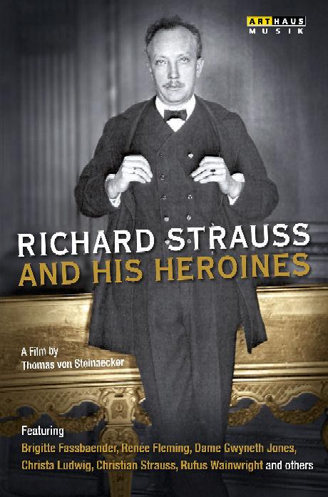 RICHARD <!HS>STRAUSS<!HE> AND HIS HEROINES [리하르트 슈트라우스와 그의 히로인들]