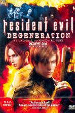 레지던트 이블: 디제너레이션 [RESIDENT EVIL: DEGENERATION] [13년 7월 소니픽쳐스 프로모션] DVD